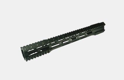 AR 15 Handguard: Free floating or drop-in? Aluminum or Polymer? Quad rail, Keymod, M-LOK, or no rail?