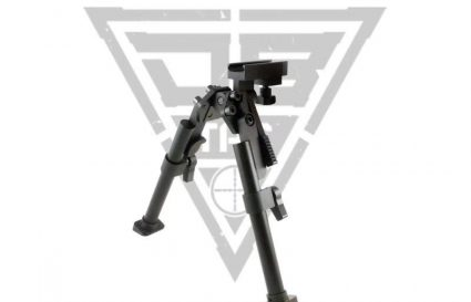 Bipod for shooting with greater accuracy and much farther